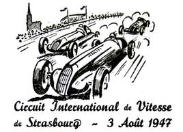 3 Août 1947 - Circuit international de vitesse de Strasbourg – Ep 10 Le  Grand Prix 1e493933fed