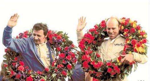 Le Mans 1970- Hans Herrmann Richard attwood