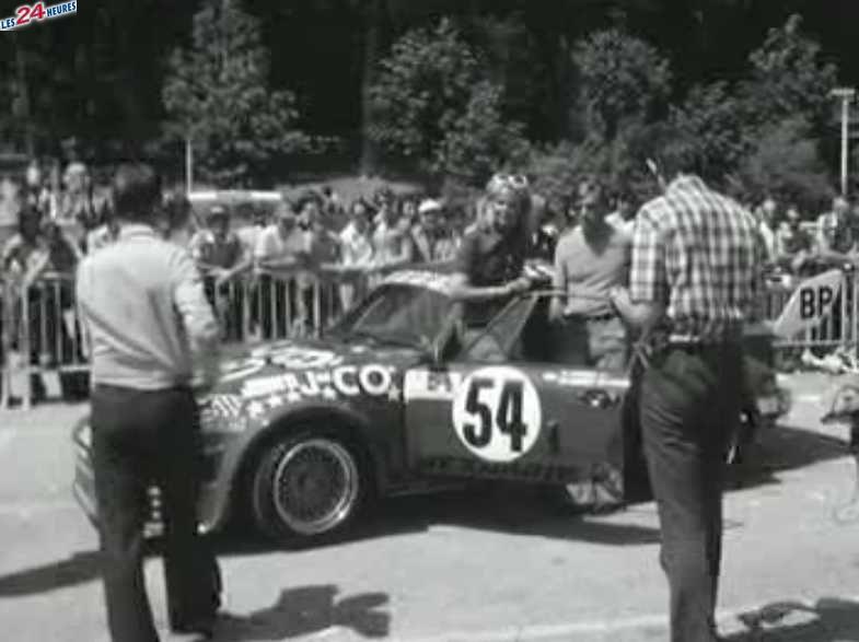 Striebig Verney Le Mans 1976