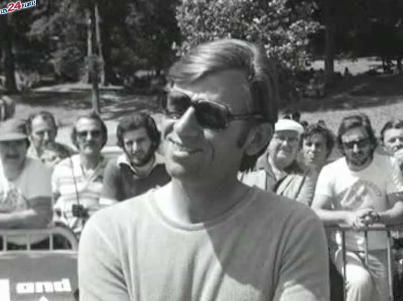 Hubert Striebig Le Mans 1976