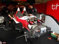 24h lemans 2013 Ex coque Sebastien Loeb Racing