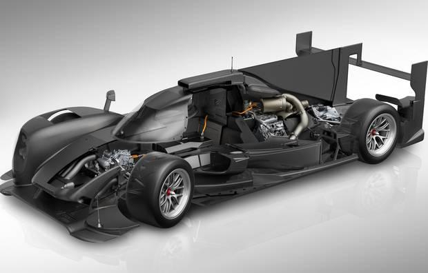 Une LMP1 WEC Hybride, c'est quoi ?