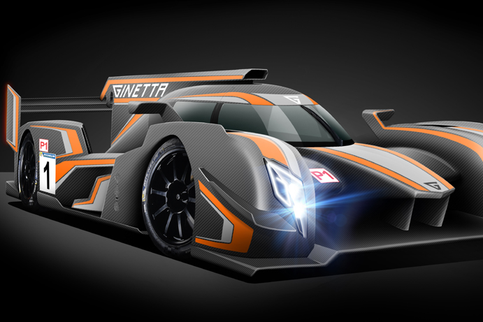 ginetta lmp1 24 hours of Le Mans