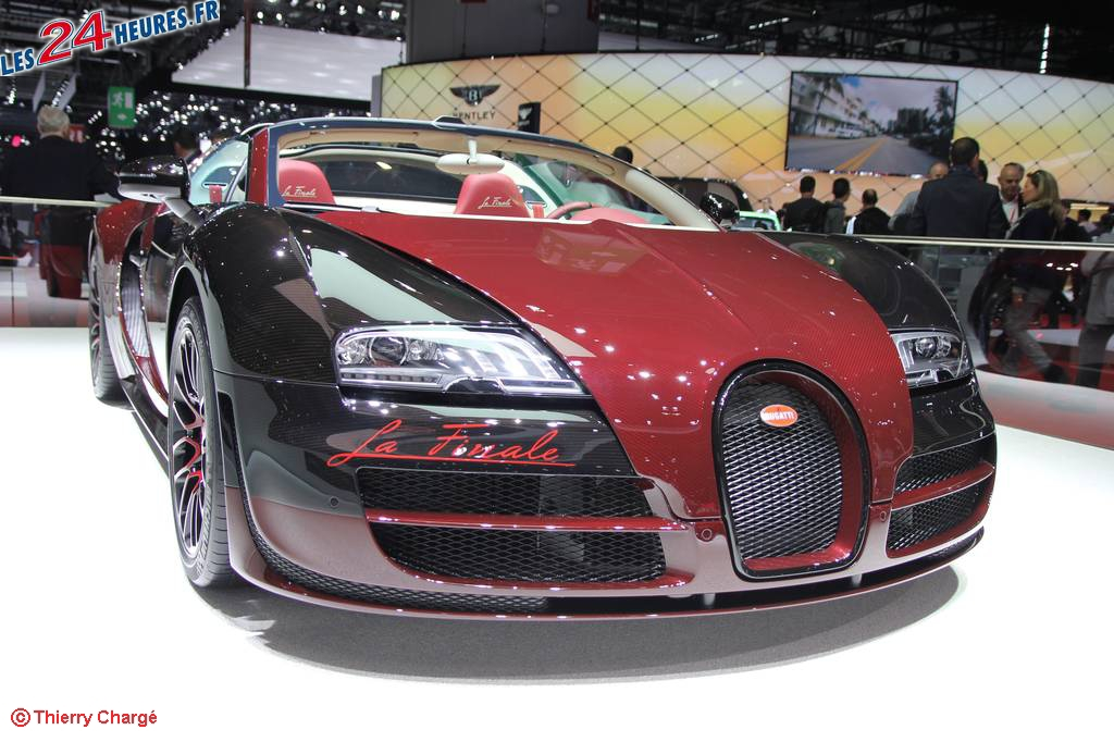la derni re bugatti veyron la finale. Black Bedroom Furniture Sets. Home Design Ideas