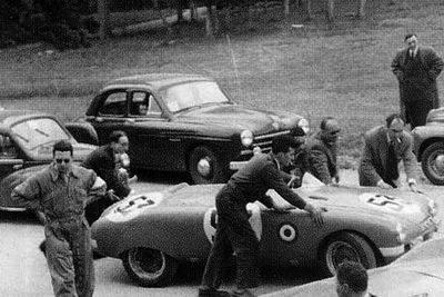 Norma aux 24 heures du Mans 1953