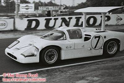 LeMans 1967 Chaparral