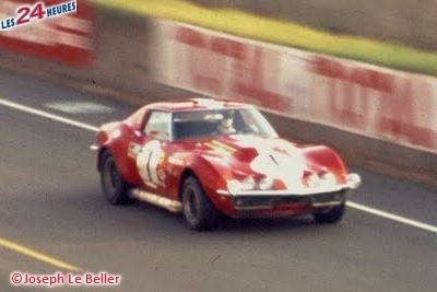 Corvette LeMans 1969