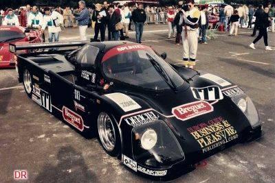 Le Mans 1987 ALD N°177