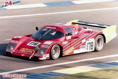24h du Mans 1987 ALD