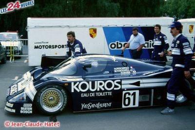 Kouros Racing n°61