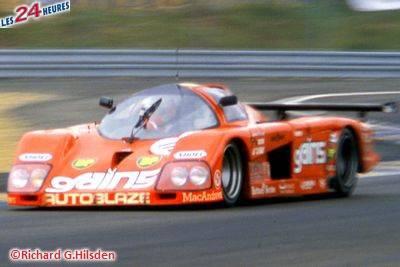 24h du Mans 1988 ADA 115