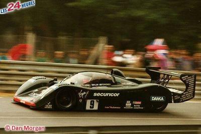 1992 Retour de BRM aux24h du Mans