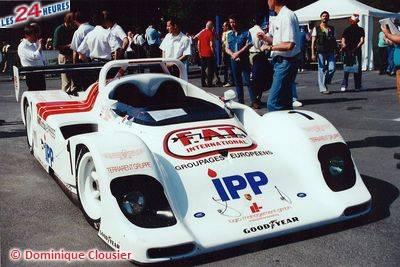 Le Mans 1996 Kremer 1
