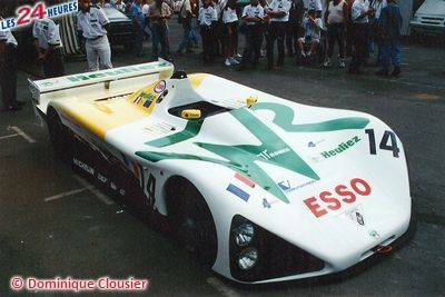 Le Mans 1996 WR 14