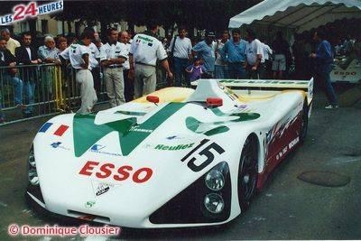 Le Mans 1996 WR 15