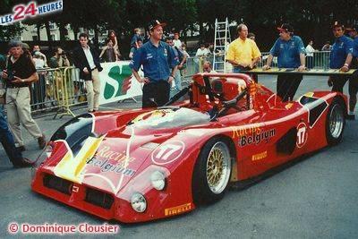 Le Mans 1996 Ferrari RFB