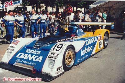Le Mans 1996 Rilley Scott 19