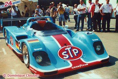 Le Mans 1996 Kremer 2