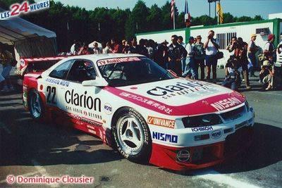 Le Mans 1996 Nismo 22