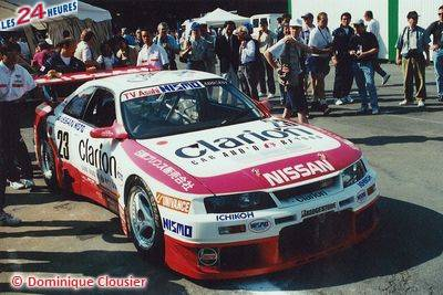 Le Mans 1996 Nismo 23