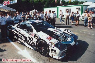 Le Mans 1996Lister 28