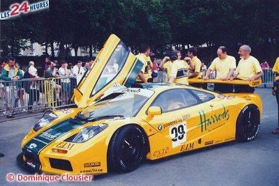 Le Mans 1996 McLaren Harrods 29