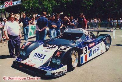 Le Mans 1996 Courage 3