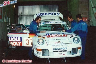 Le Mans 1996 Porsche Konrad Motorsport 37