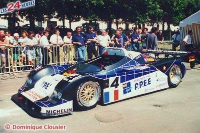 Le Mans 1996 Courage 4