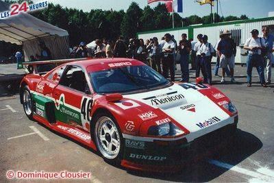 Le Mans 1996 Sard 46