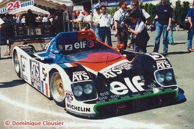 Le Mans 1996 Courage 5