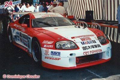 Le Mans 1996 Sard 57