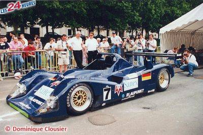 Le Mans 1996 Joest 7