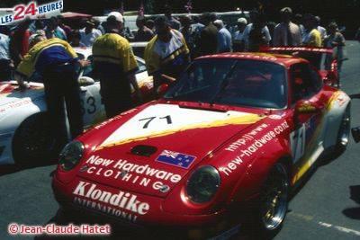 24h du Mans 1996 New Hardware Porsche 70