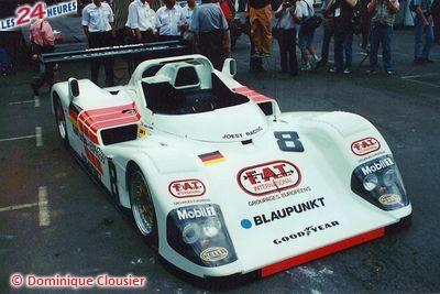 Le Mans 1996 Joest 8