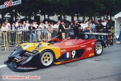 Le Mans 1996 Debora