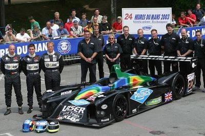 Lister Storm aux 24 heures du Mans 2003