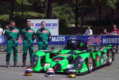 24h du Mans 2004 Nasamax