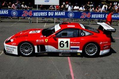 24h du Mans 2004 Ferrari Barbon Connor Racing