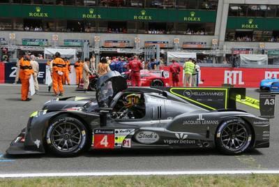 24h du Mans 2015 CLM P1/01 ByKolles