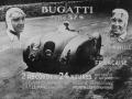 Bugatti au Mans
