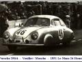 Porsche Plus de 100 victoires au Mans