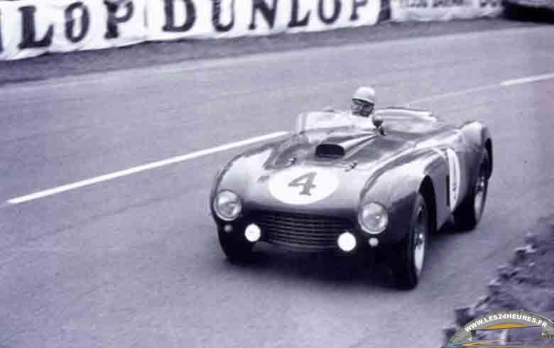 Ferrari Le Mans 1954
