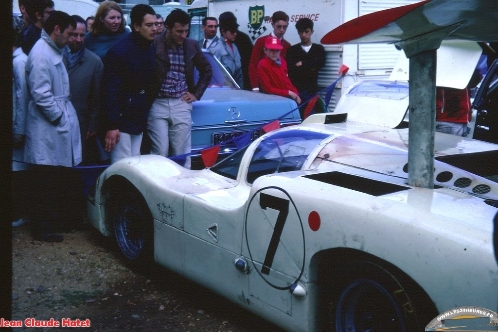 Chaparral LeMans 1967
