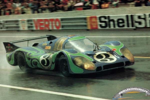 lemans 1970 Porsche 917LH hippie