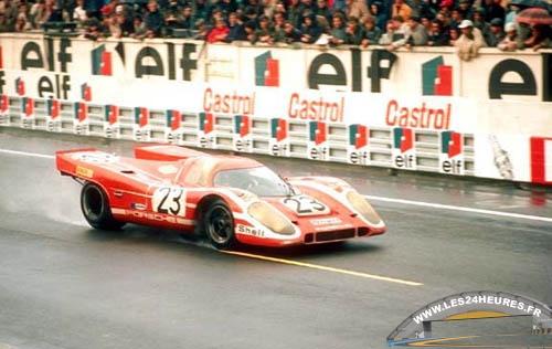 LeMans 1970 - Porsche 917K