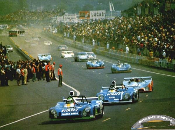 1974 3eme Victoire De Matra Et Pescarolo
