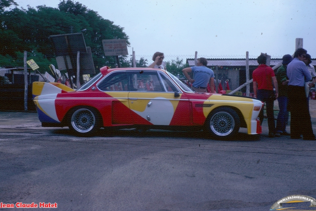 LeMans 1975 BMW Calder
