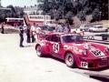 Porsche 934 no 54  Le Mans 1976