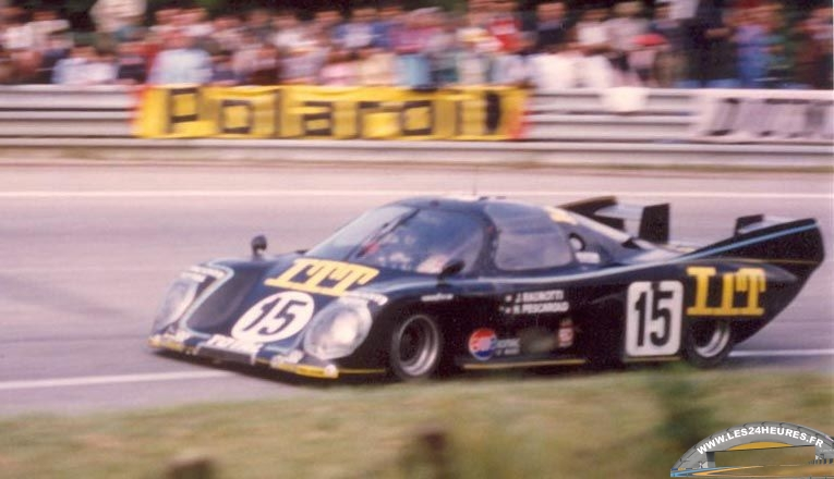 24h lemans 1980 Ford Rondeau
